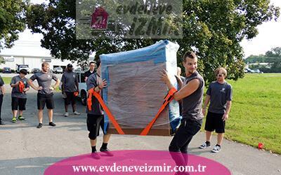 İzmir Ev Taşıma