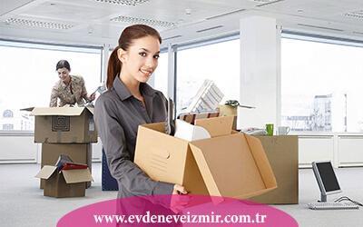 İzmir Büro Taşıma