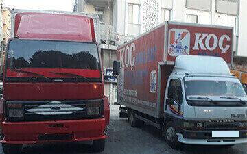 İzmir Tekirdağ Nakliyat